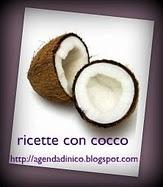 Raccolta ricette cocco