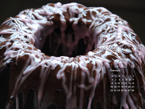 Calendario di febbraio