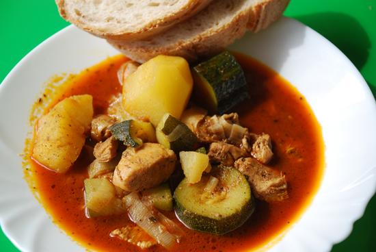 Pollo_verdure_marocchina