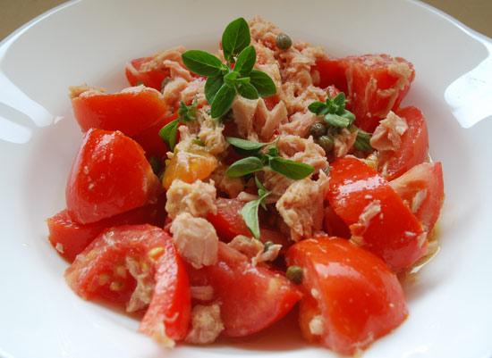 Insalata-pomodori