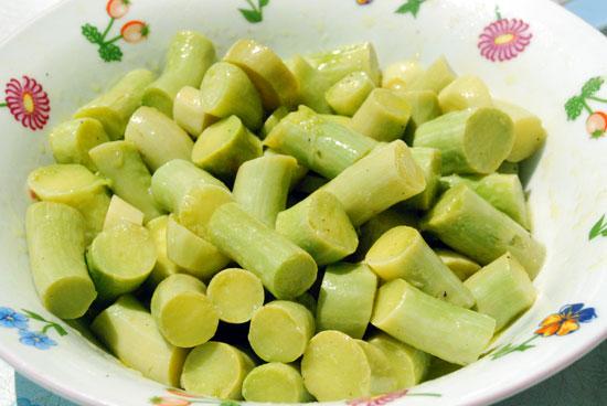 Ricetta Zucchine Trombetta.Zucchine Trombetta E Alici Marinate Per Un Pranzo Fresco