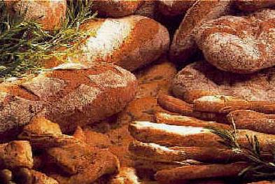 Fare il pane in casa - Diversi tipi di pane ...